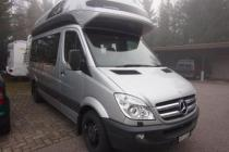 Westfalia Mercedes Sprinter James Cook CDI318, CHF 77'000.-