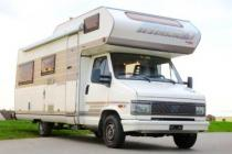 Fiat Ducato 1.9TD 90PS Hymer Alkoven