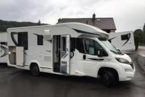 Chausson Welcome 718XLB Limited Edition