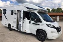 Chausson Welcome 727GA Limited Edition
