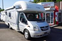 Hymer C 642 CL, Ford Transit 2.2TDCi 130PS