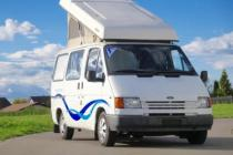 Ford *Winter Aktion*2.5TD 70PS REIMO LIMITED