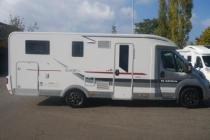 Adria Coral Plus S670 SL forest